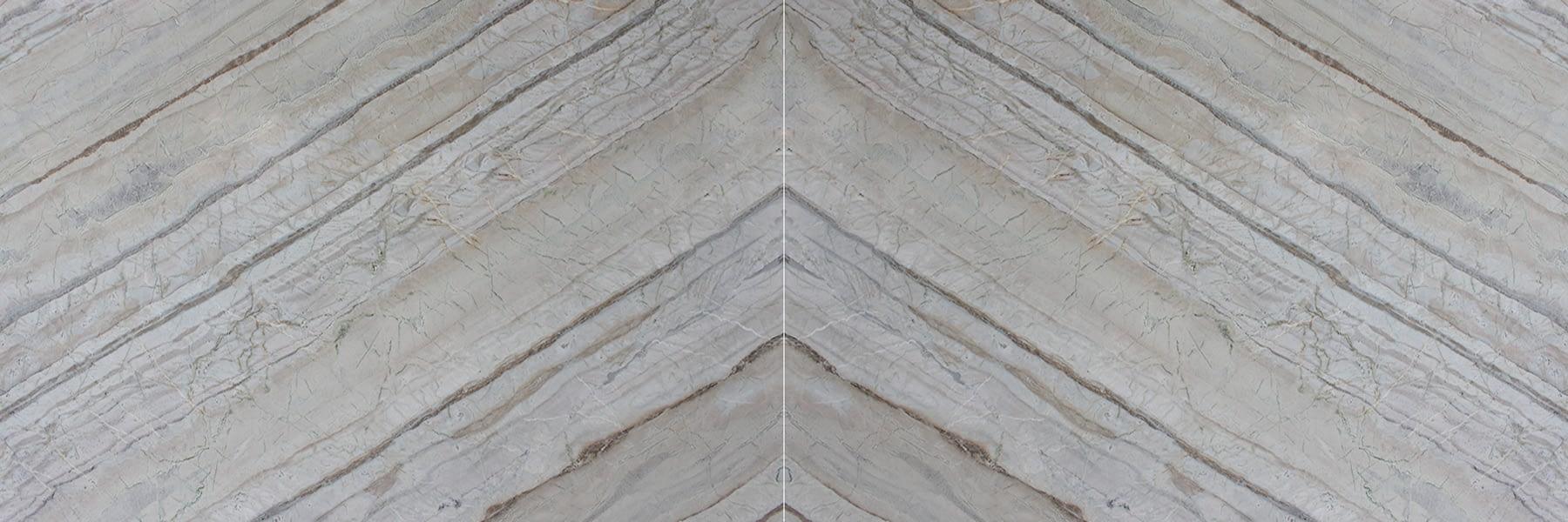 Corteccia Quartzite Horizontal Bookmatch B