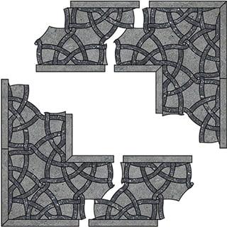 Bespoke Floors Border & Corner