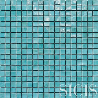 SICIS Pool Rated Murano AQUAMARINE3