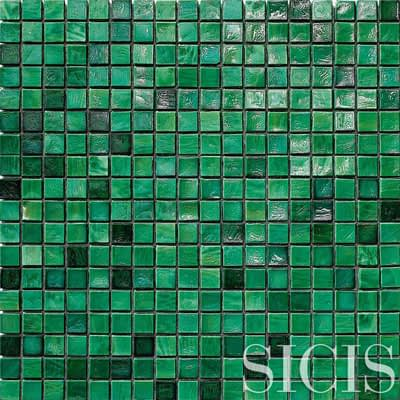 SICIS Pool Rated Murano EMERALDJ