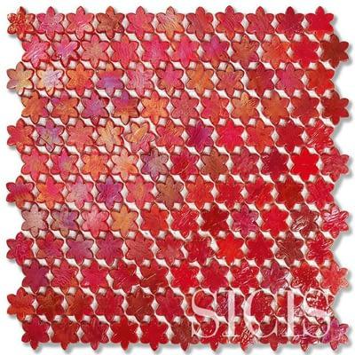 SICIS Pool Rated Petites Fleurs F14 PEONY