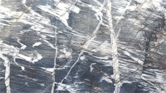Quartzite & Granite -Cristallo Bluette